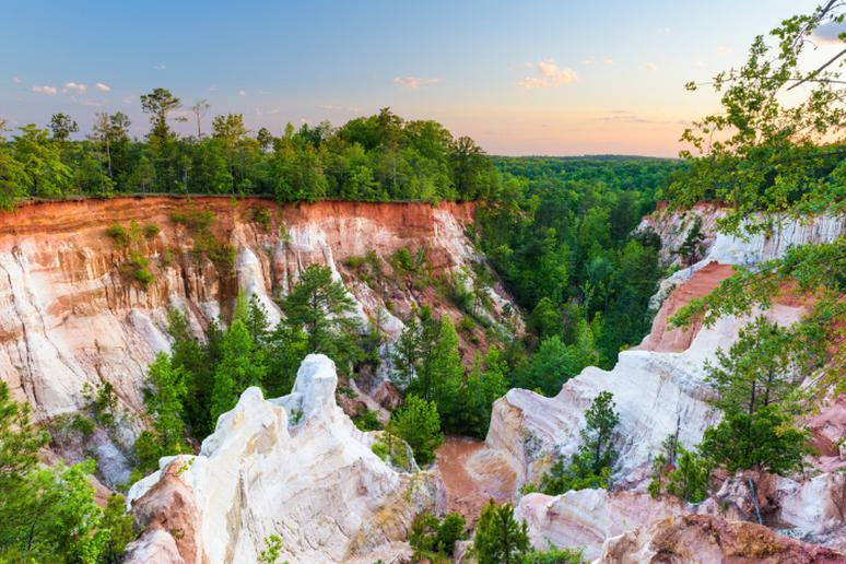 Georgia – Providence Canyon