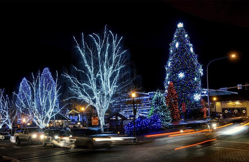 Natchitoches Christmas Festival.St Augustine Florida From Best Small Towns For Christmas