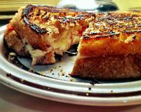 Sweet n' Savory Grilled Cheese