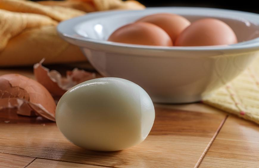 How to boil eggs correctly