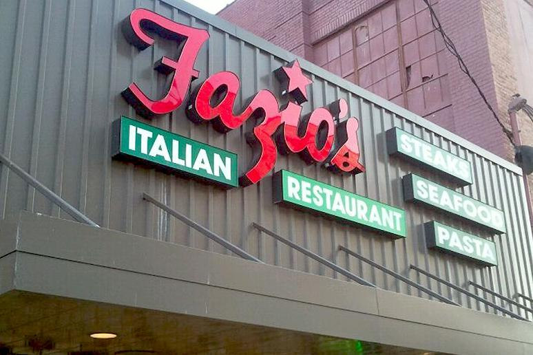 West Virginia: Fazio's, Charleston