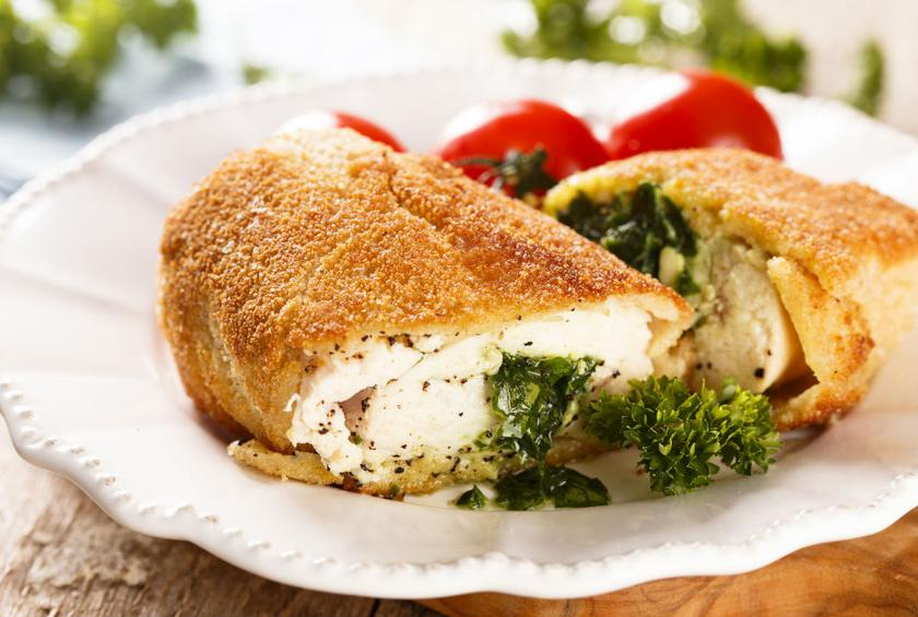 Classic 60s Garlic Butter Chicken Kiev Recipe By Hannah Hoskins