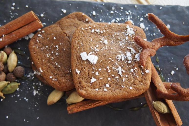 The Ultimate Gingerbread Cookie