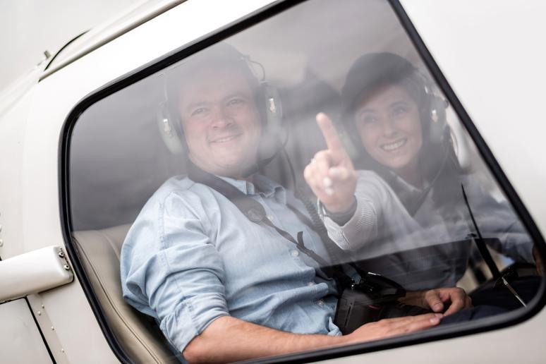 8. Take a helicopter tour