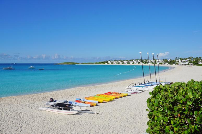 Maundays Bay, Anguilla
