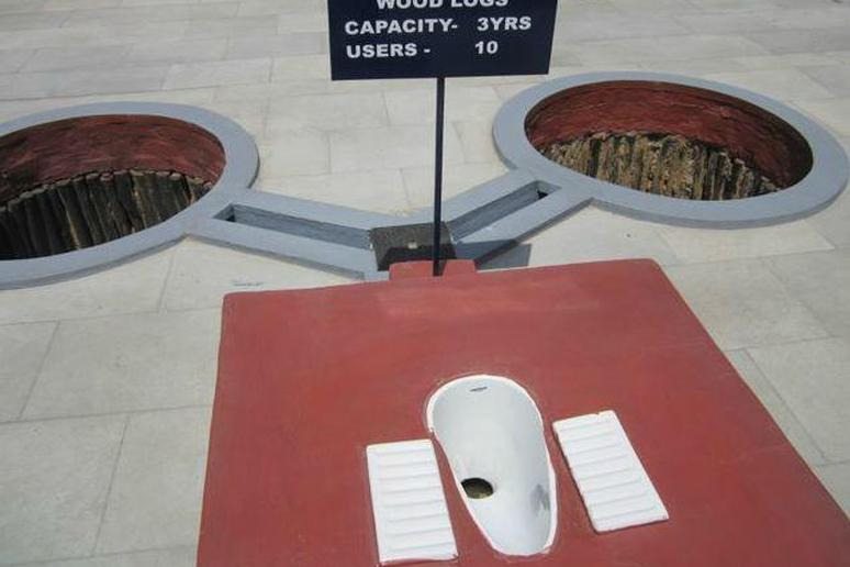 21. The Sulabh International Museum of Toilets