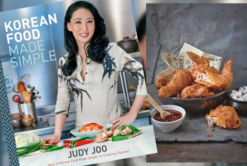 Judy joo shares her take on korean food in her cookbook korean food udy joo shares her take on korean food in her cookbook korean food made simple forumfinder Image collections