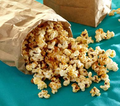 Kettle Corn with Wheat Germ