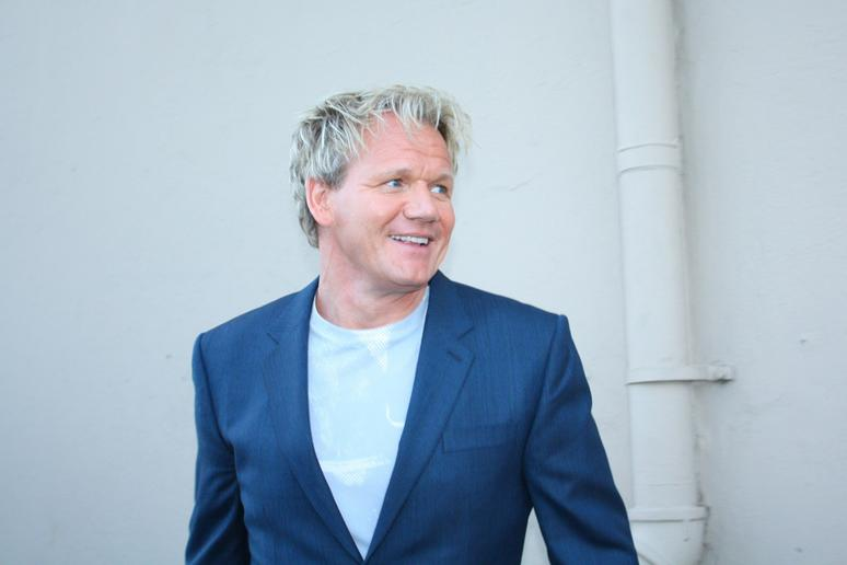 #4 Gordon Ramsay: $49 Million