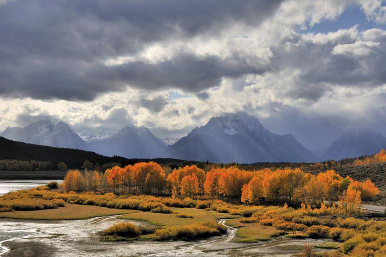 Wyoming – Oxbow Bend