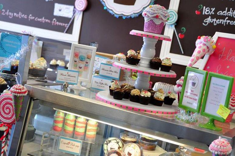 Maryland: Flavor Cupcakery & Bake Shop, Bel Air