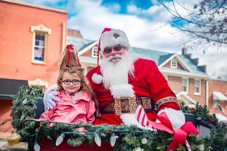 Tennessee: Christmas in Olde Jonesborough (Jonesborough)