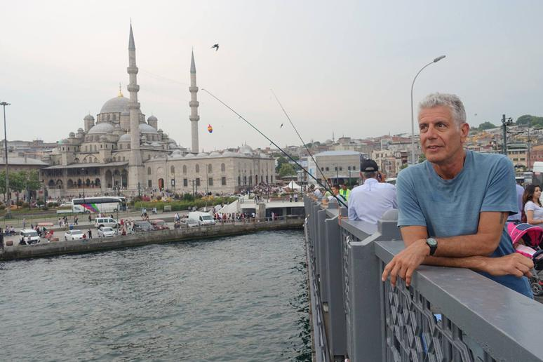 #16 Anthony Bourdain: $9 Million