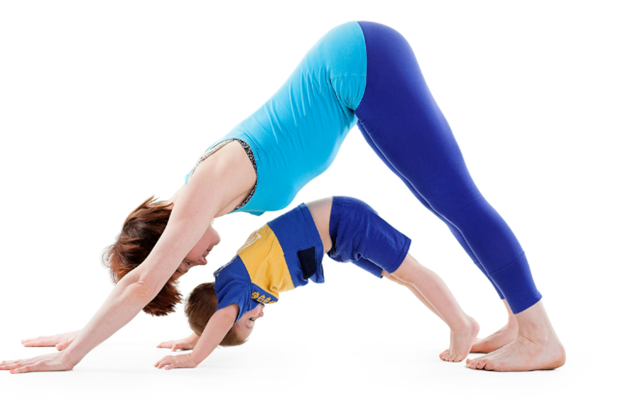 12 Yoga Poses You Can Do With Your Kids Slideshow The Active Times