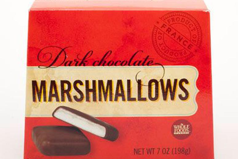 Whole Foods' Holiday Chocolate Covered Marshmallows
