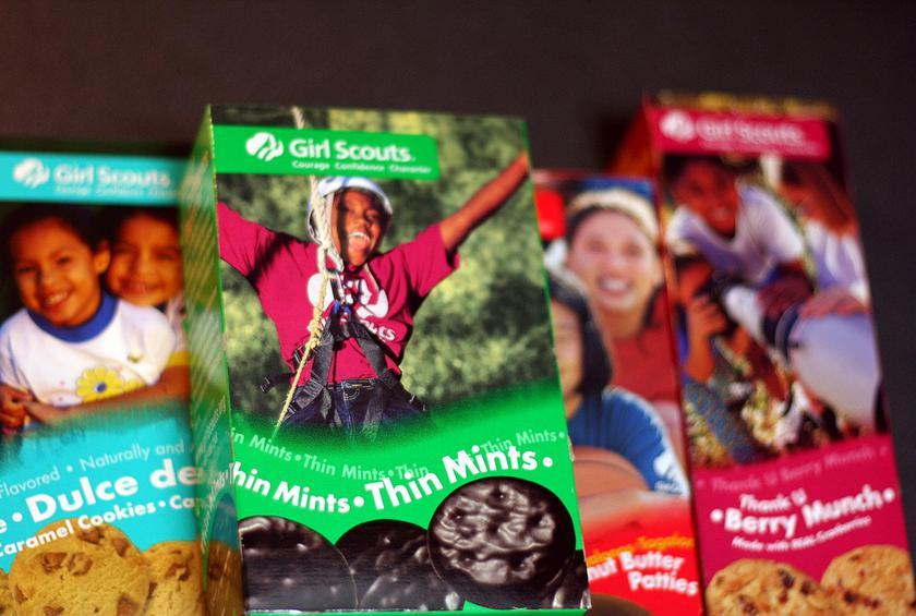 For Some, Girl Scout Cookies Will Be More Expensive This Year