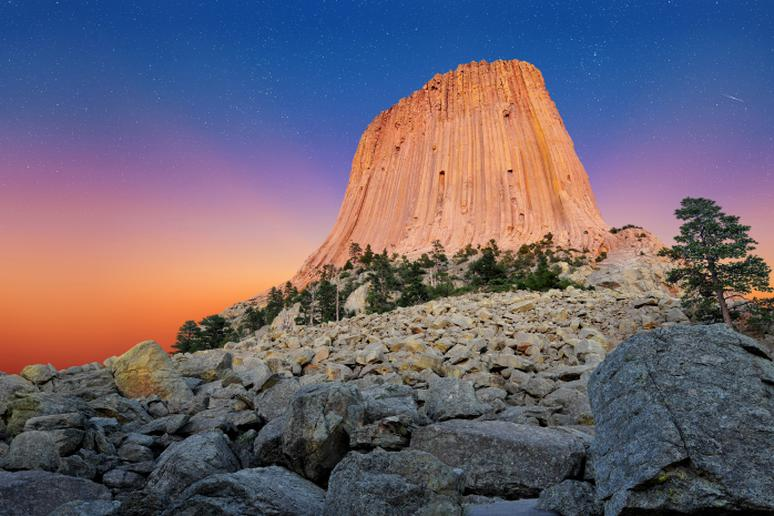 Wyoming – Devils Tower