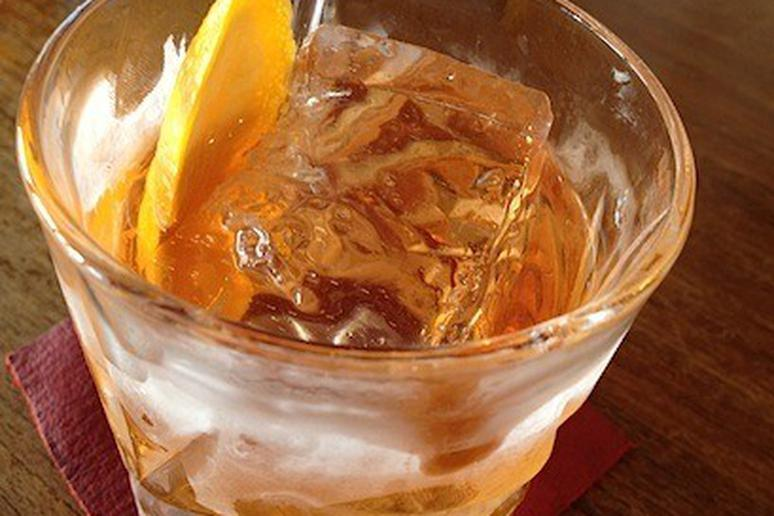 Perfect Old Fashioned Cocktail