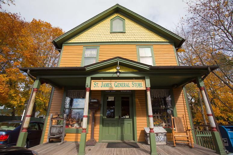 10. St. James General Store - St. James, New York