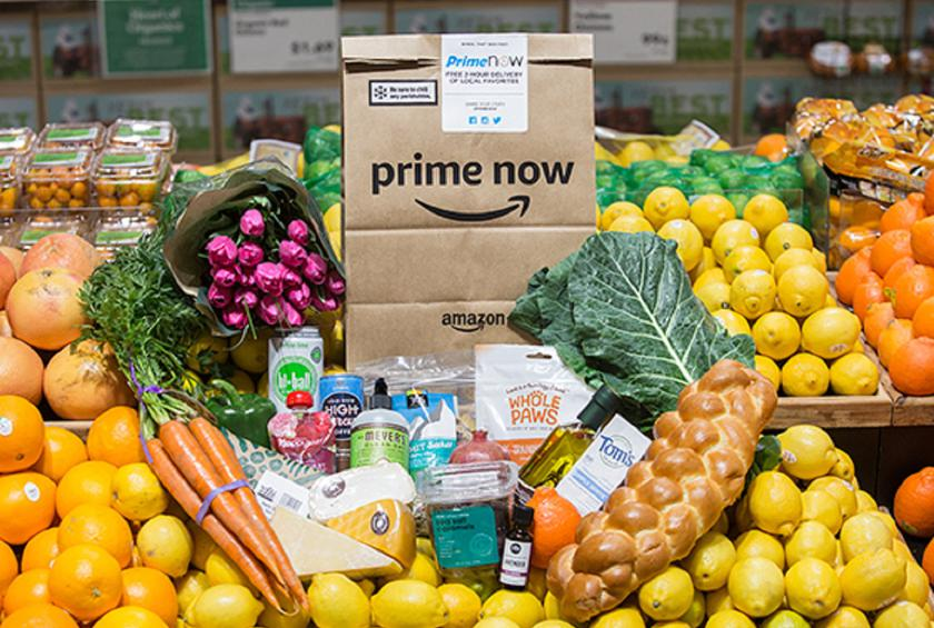 Amazon Is Delivering Whole Foods Groceries For Free In New York City
