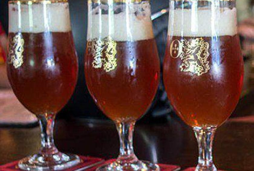 Beer Review: Brewery Ommegang Scythe & Sickle Harvest Ale