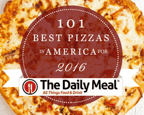 101 Best Pizzas in America 2016