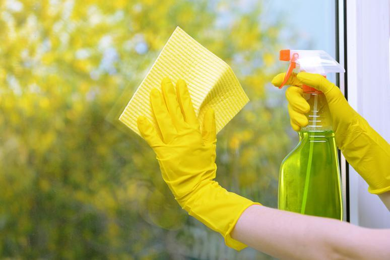 When Green Cleaning Products Don't Work