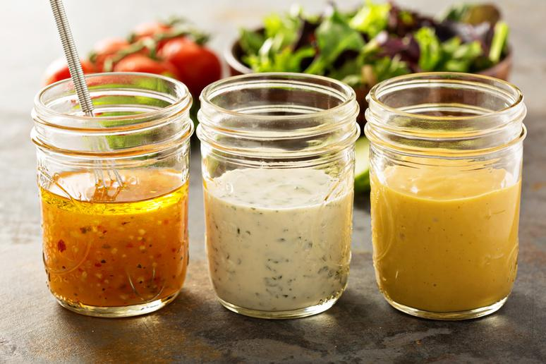 Make Your Own Dressings