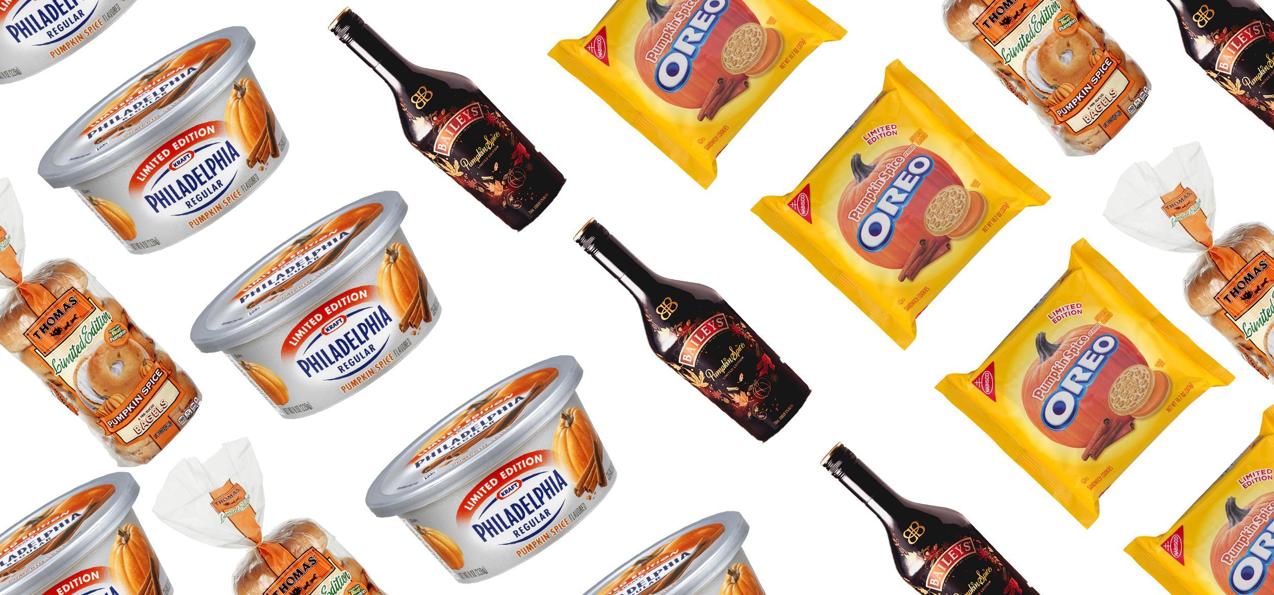 A Definitive Guide to (Almost) Every Pumpkin Spice Product in Existence