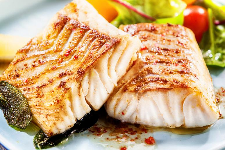Best: Baked cod