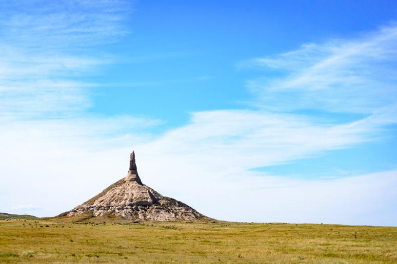 Nebraska - Chimney Rock National Historic Site