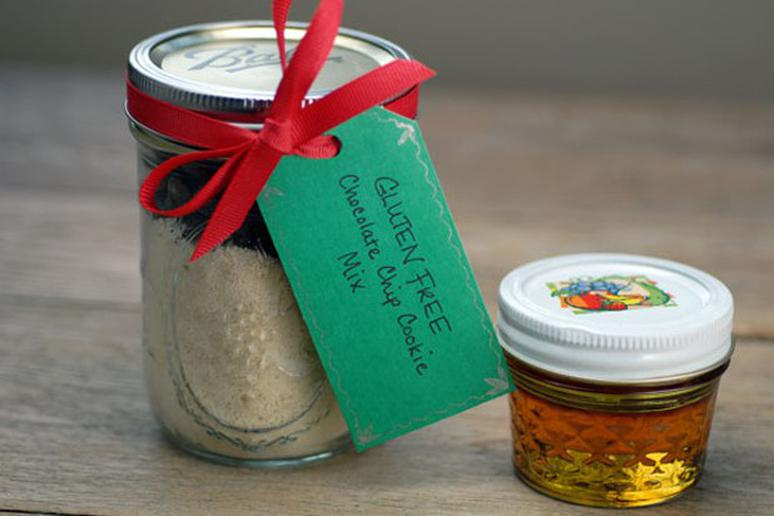 Cookie-in-a-jar Mix