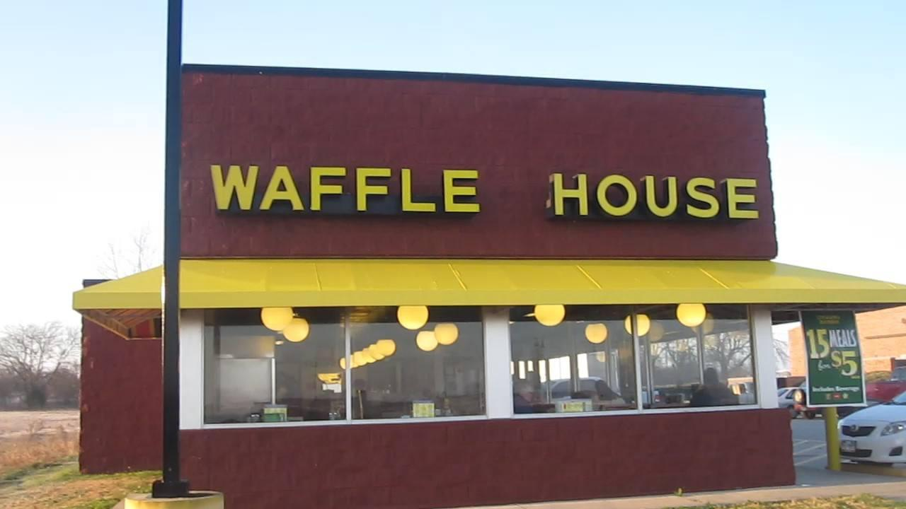 New Orleans Is Getting A Fancy Waffle House With An Outdoor Bistro