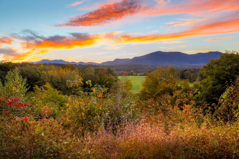 New Hampshire: North Conway