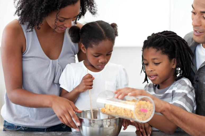 Get the Kids Involved and Bake