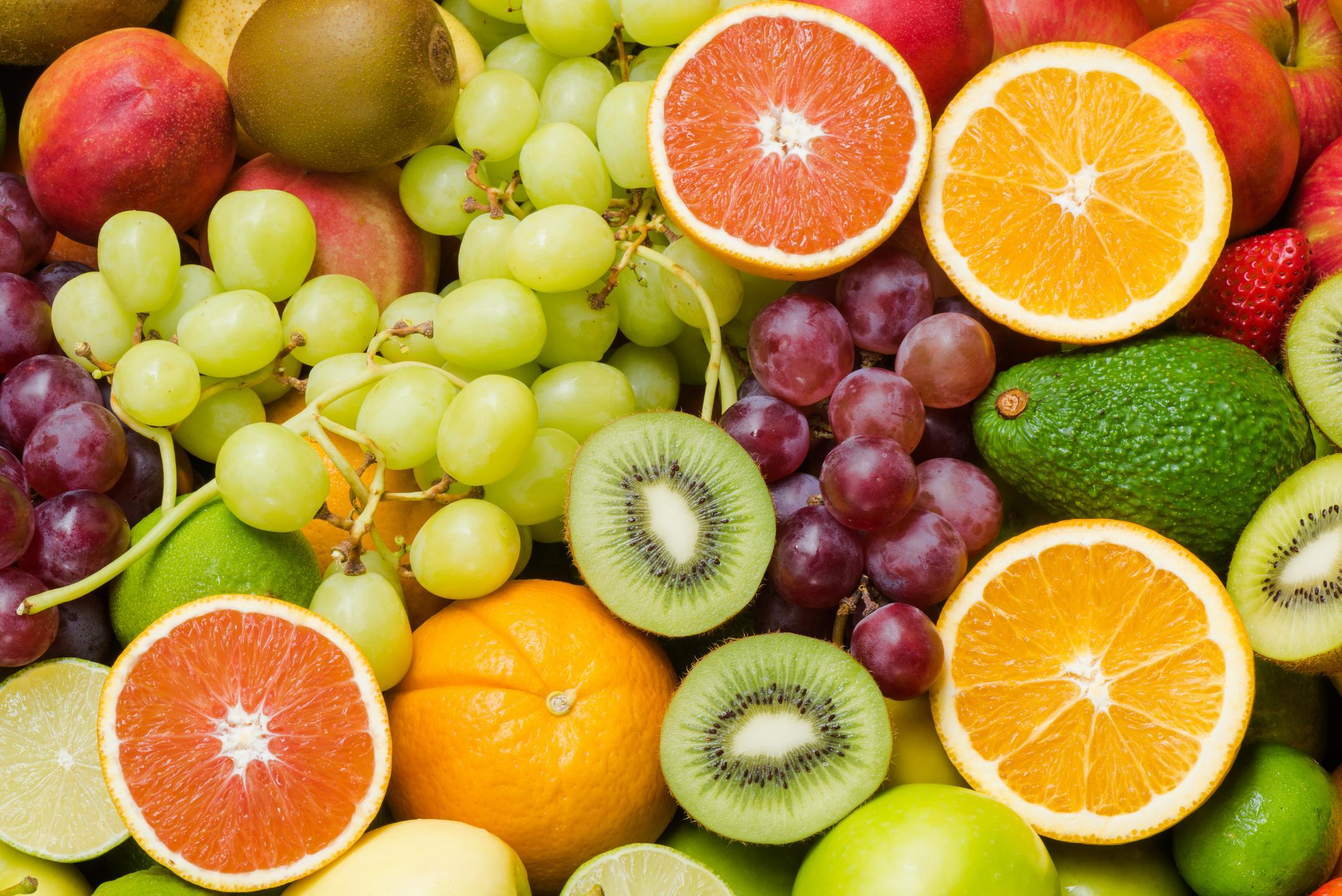 which fruits contain the most sugar
