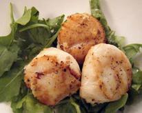 Easy Pan-Seared Scallops