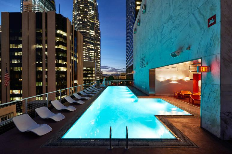 The Rooftop at The Standard (Los Angeles, Calif.)