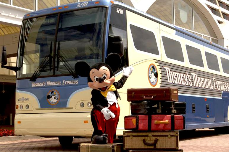 Use the Shuttle Bus Service