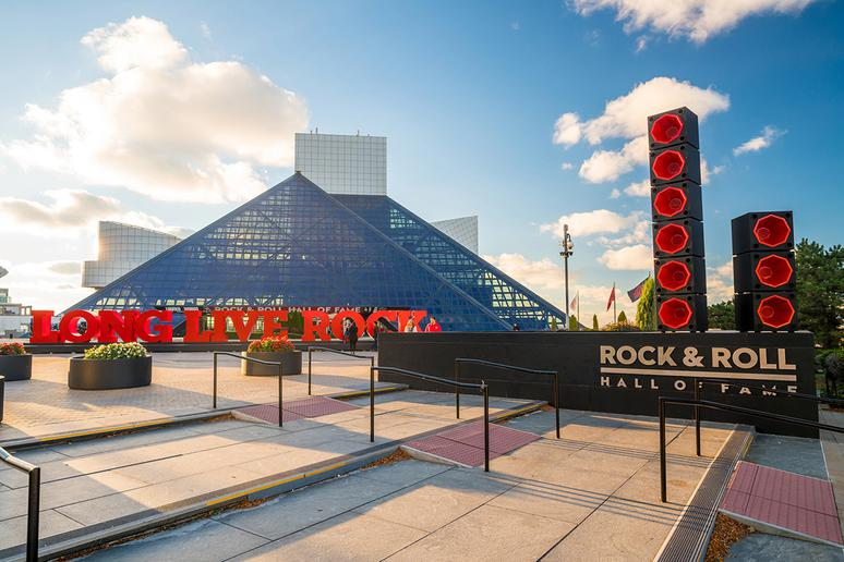 Ohio: Rock and Roll Hall of Fame