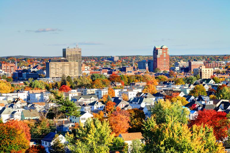 New Hampshire: Manchester