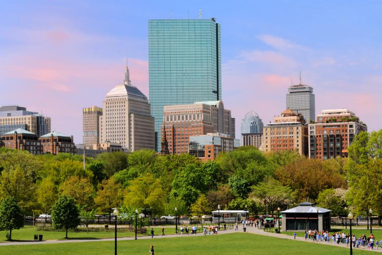 3. Boston, Massachusetts