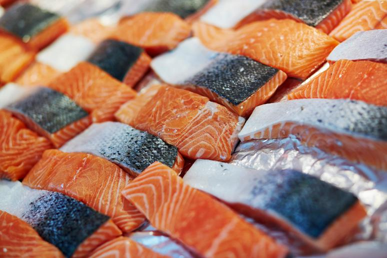 They Rarely Sell Wild-Caught Salmon