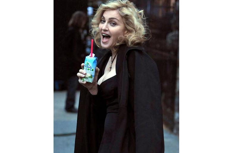 Surprising Celebrity Food Products