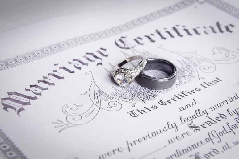 Get Your Marriage License