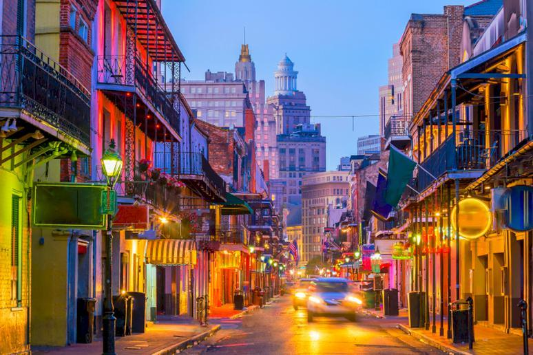 Louisiana: New Orleans