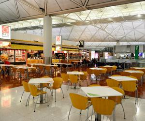 The Airports With the Absolute Best Food