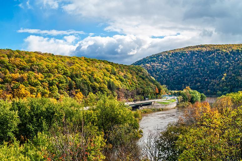 New Jersey – The Delaware Water Gap