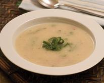 White Turnip Soup