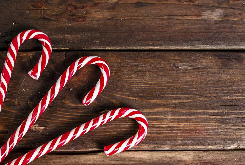 the curved and straight parts have names - What Is A Hard Candy Christmas
